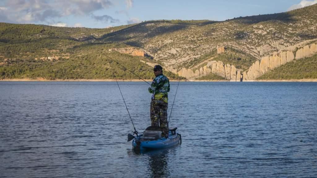 I Campeonato de España de pesca desde Kayak depredadores